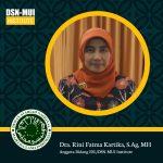 Rini Pengurus DSN-MUI Institute