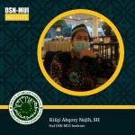 Rifqi Abqory Najih Staf DSN-MUI Institute